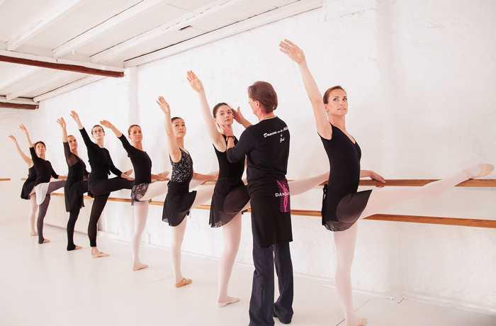 Ballettschule Niederkassel Ballett für Erwachsene Fortgeschritten