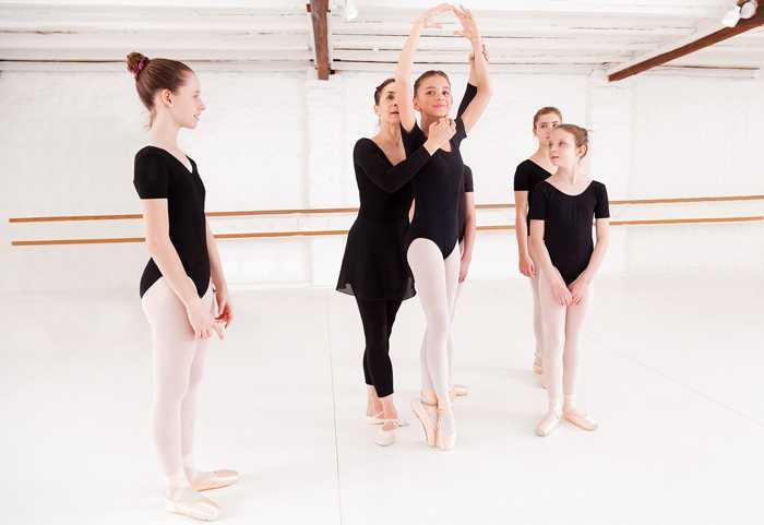 Ballettschule Niederkassel Ballett für Kinder ab 10 Jahren 1