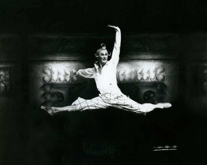 Ballettschule Niederkassel Csaba Kvasz Leistungsklassen