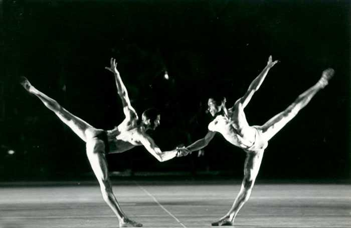 Ballettschule Niederkassel Csaba Kvasz Erwachsene