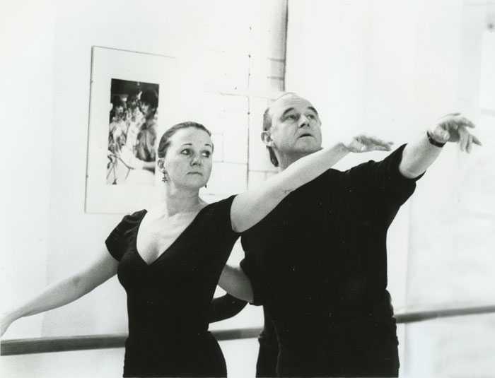 Ballettschule Niederkassel Julia Groenendyk Adri Groenendyk