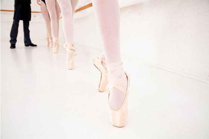 ballettschule kursangebot spitzentanz