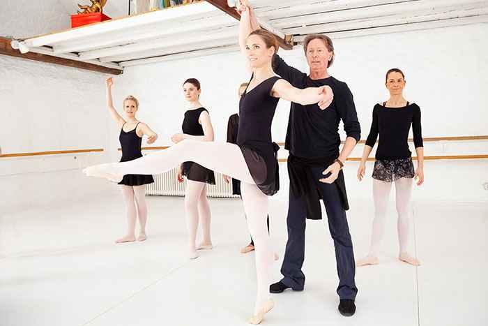 ballettschule kursangebot Erwachsene 2nd Level