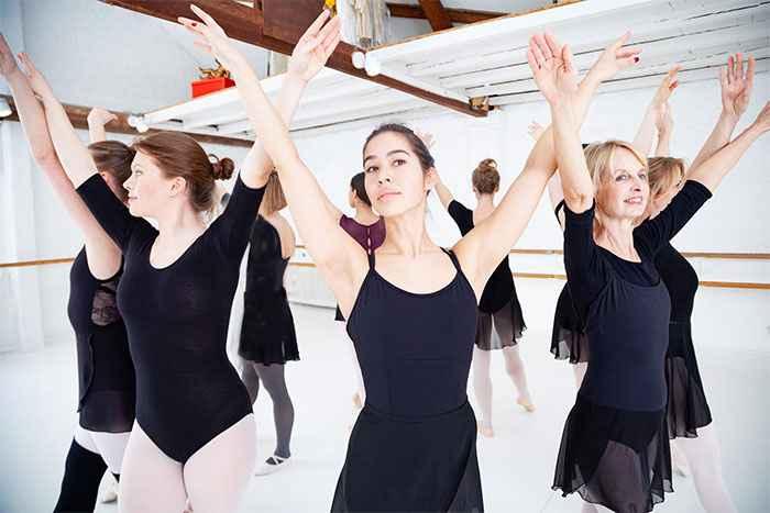 ballettschule kursangebot Erwachsene 1st Level