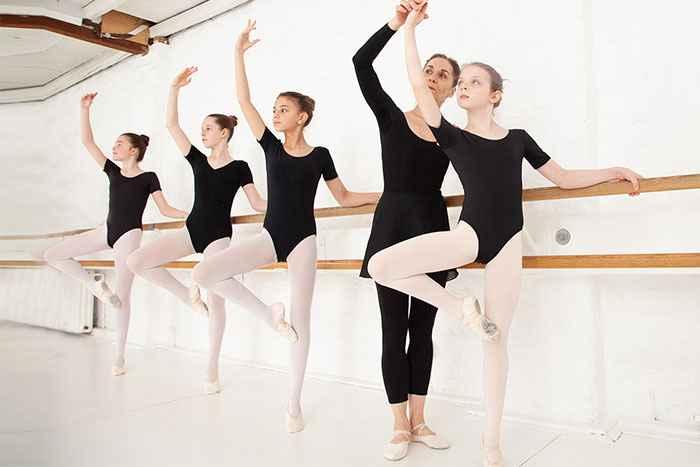 ballettschule kursangebot jugendliche ab 10 Jahren