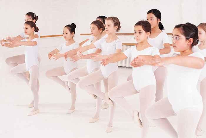 ballettschule kursangebot Kinder ab 6 Jahren