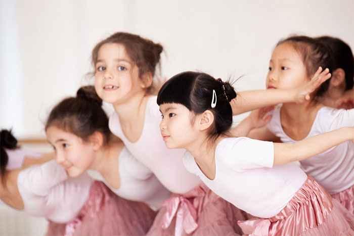ballettschule kursangebot Kindertanz ab 4 Jahren