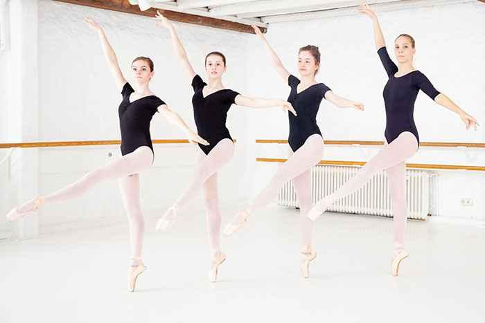 ballettschule kursangebot Leistungsklasse